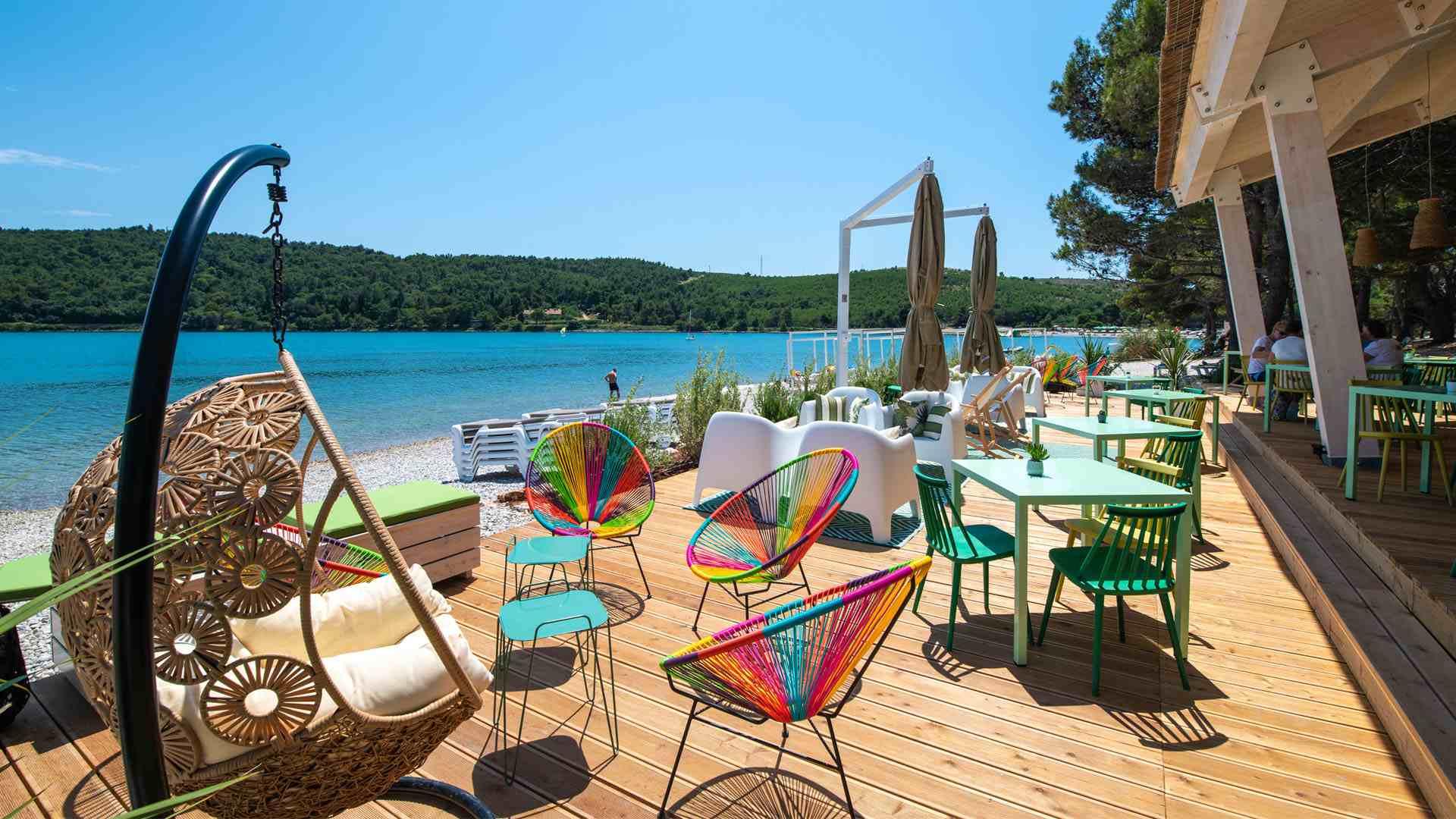 Restaurants Beach Bars Istria Arena 0ne 99 Glamping